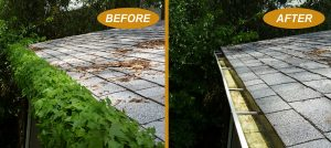 Gutter-Cleaning-Before-After