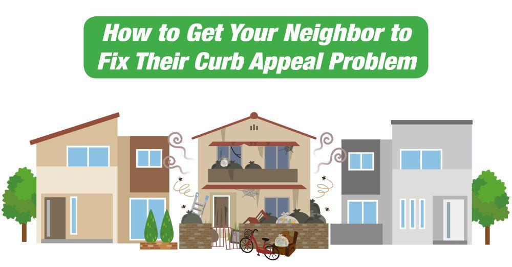 Neighbor Curb Appeal