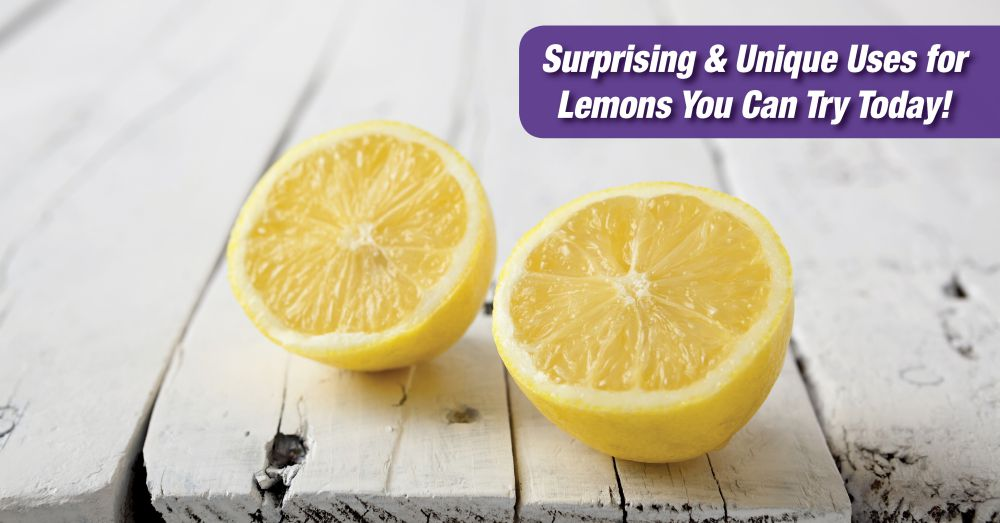 Surprising unique uses for lemons you can try today window genie blog - Unusual uses for lemons ...