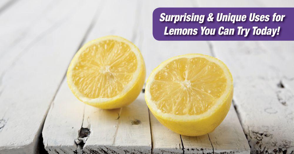 Lemon Cleaning fb pic