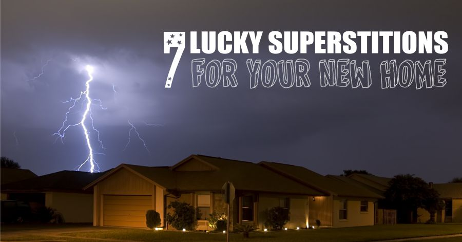 7 Lucky Superstitions For Your New Home Window Genie Blog