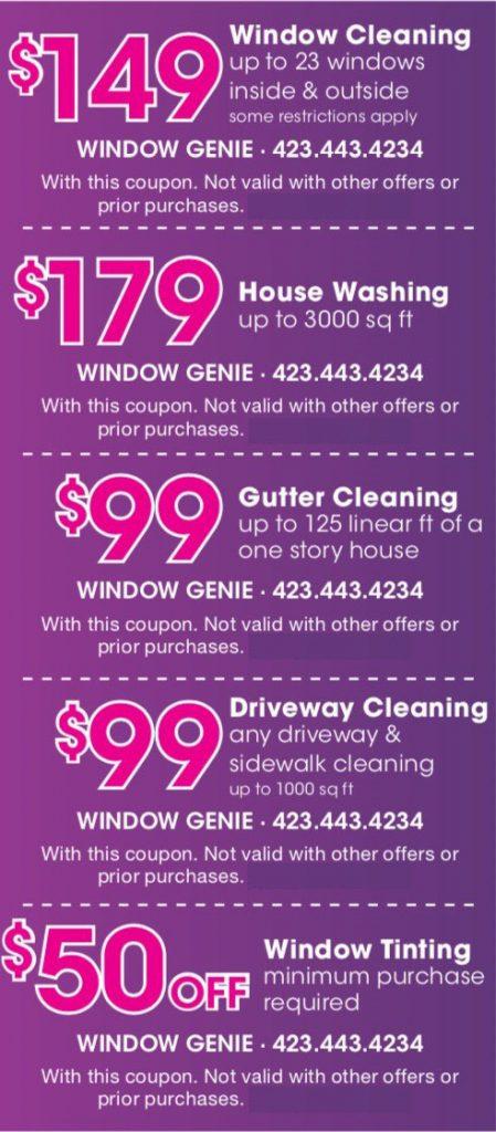 windows coupon
