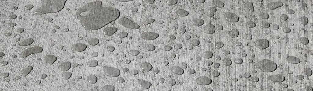 concrete sealing, sealing concrete