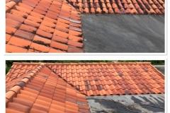 no pressure roof washing miami