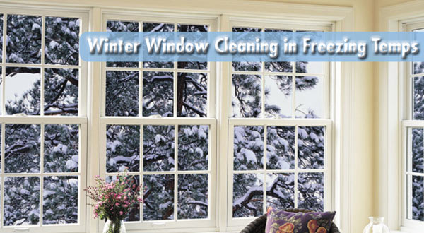 Cleaning Windows In Freezing Temps Window Genie
