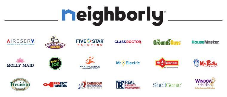 neighborly franchise logos