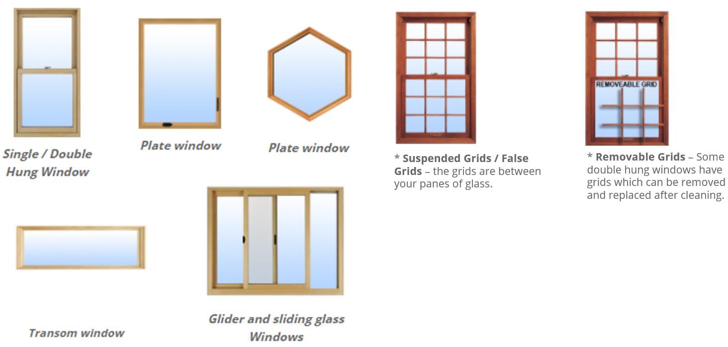 window genie onw window designs