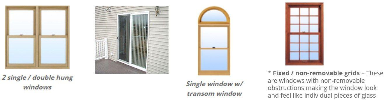 window genie two window styles