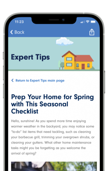 Tips page